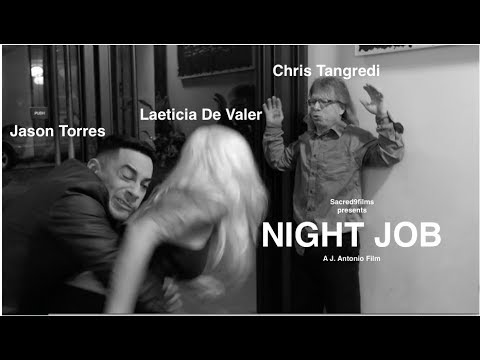 NIGHT JOB  trailer - Now Available