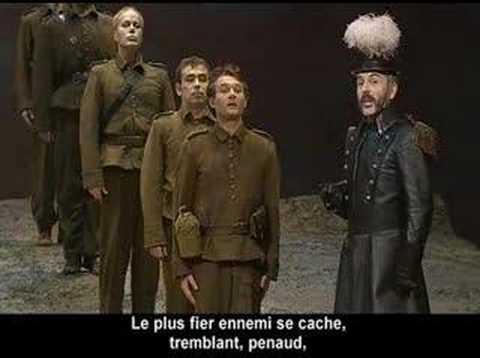 François Le Roux is the Général Boum