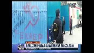 PINTAS SUBVERSIVAS EN COMAS       ATV +