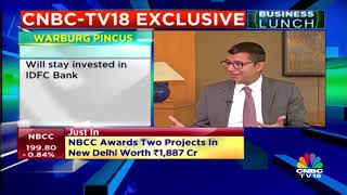 Merger with IDFC Bank Gives Capital First Another Opportunity to Grow: Warburg Pincus | CNBC TV18