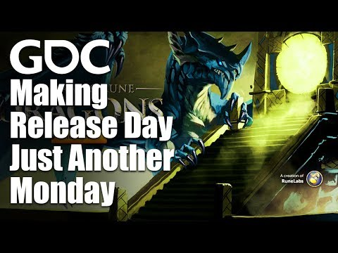 Making Release Day Just Another Monday