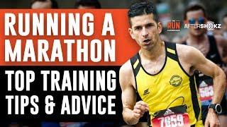 Running a Marathon? Top Training Tips & Advice