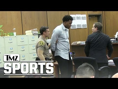 NFL's Sean Smith Pleads Guilty to Assault, Begins Jail Sentence  TMZ Sports