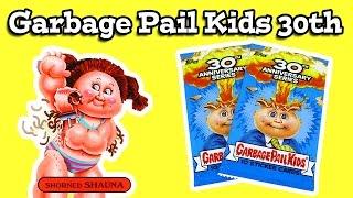 Garbage Pail Kids 30th Anniversary Sticker Card Packs