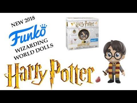 Harry Potter Funko 5 Star Figures - Walmart Exclusives