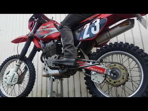 Honda xr400 2002 for sale.
