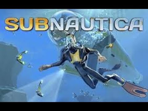 Subnautica - Tutorial/Let's Play - Episode 36 - Prawn Suit Grappling Arm Fragment!!