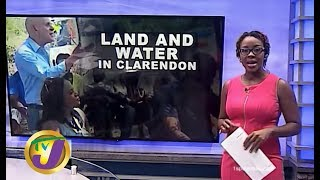 TVJ News Today: South Clarendon Farmers Look for Fixes - July 31 2019