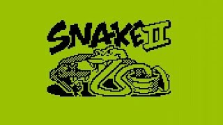 Snake II Gameplay Walkthrough | Android Arcade Game