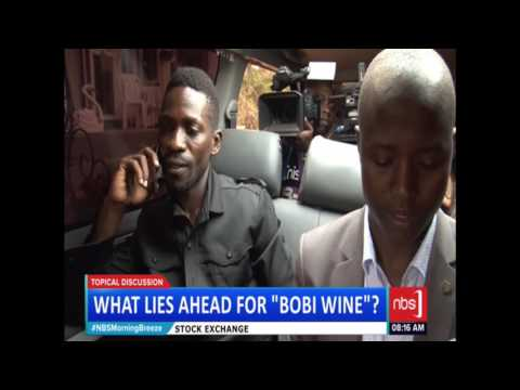 Lord Mayor Erias Lukwago Analyses the 'Bobi Wine' Effect in Political Land Scape