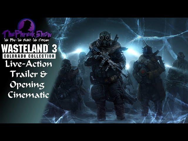 Wasteland 3: Colorado Collection - Opening Cinematics