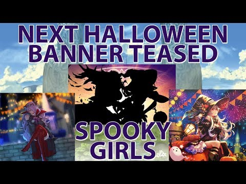 Spooky Units Incoming! Halloween Camilla Confirmed?! Fire Emblem Heroes Halloween Banner free