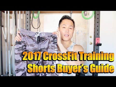 BEST CrossFit Training Shorts (2017)