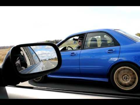 Subaru Sti Mean Growl