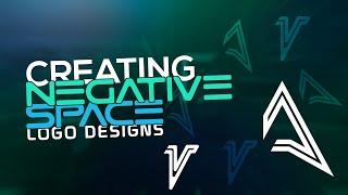 Illustrator Tutorial: Creating Negative Space Logo Designs