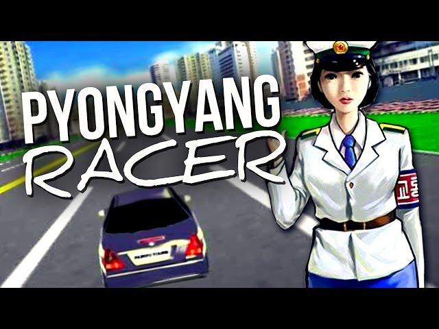Pyongyang Racer - cudowna gra prosto z Korei Północnej [tvgry.pl]