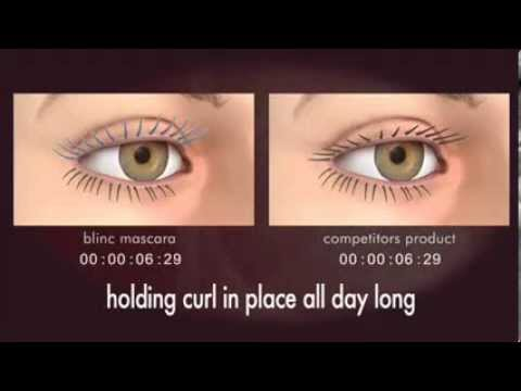 07d9a2776ab Blinc Mascara   Best Drug Store Mascara with Water-Resistant Tube  Technology - YouTube
