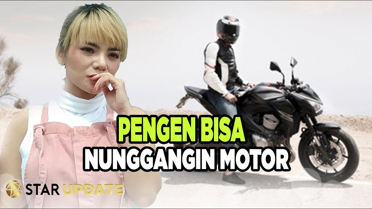 Dinar Candy Tak Bisa Naik Motor Sejak Kecil STAR UPDATE 09/08