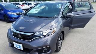 2019 Honda Fit EXL quick review