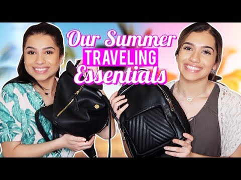 Our Summer Travel Tips   The Mian Twins