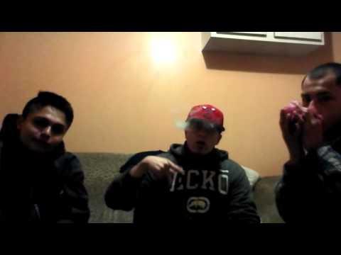 Wonderlox San Diego Rapper (Freestyle) In Tijuana Rap ft. Trippin Produce & Crime Mullen