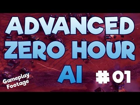 ZH - Generals Zero Hour Advanced AI Mod #01