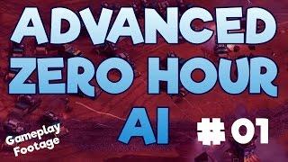 Generals Zero Hour Advanced AI Mod #01 [C&C Zero Hour]