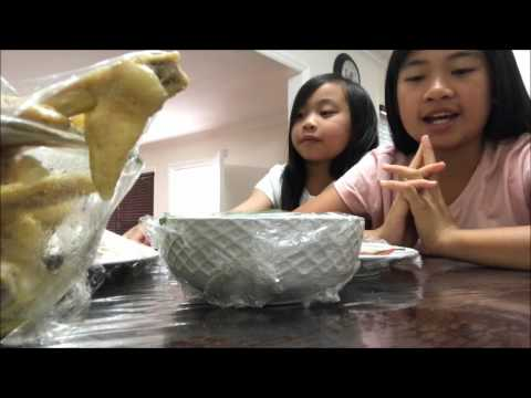 How To Make A Vietnamese Dish (Bún Thang ) BY: Anh and Alexis