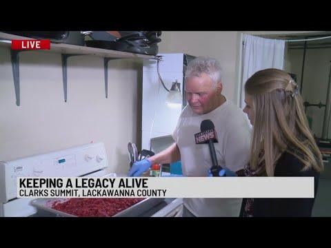 Lackawanna County Man Keeping a Legacy Alive