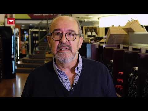 [Academia Madrileña de Gastronomía] Los Vinos de Madrid y su Denominación de Origen