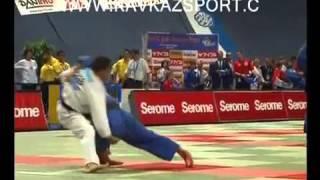 Gambar cover JUDO 2001 World Championships: Huseyin Ozkan (TUR) - Mourat Kalikulov (UZB)
