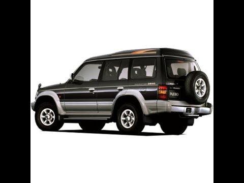 [SCHEMATICS_48EU]  Mitsubishi Pajero (1991-1999) - Service Manual / Repair Manual - Wiring  Diagrams - YouTube | 1991 Mitsubishi Montero Wiring Diagram |  | YouTube