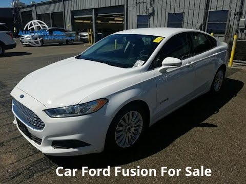 used ford fusion for sale in usa shipping to ghana youtube. Black Bedroom Furniture Sets. Home Design Ideas