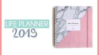LANÇAMENTO Life planner + coleção 2019