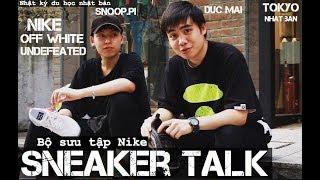 Sneaker Talk Bộ sưu tập NIKE của Snoop.pi OFF WHITE Vapormax