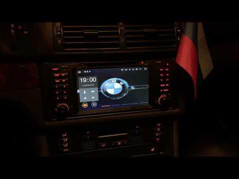 Опыт использования магнитолы с AliExpress  в BMW E39 на андроиде. Спустя год.