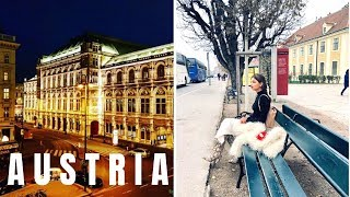 AUSTRIA | VIENNA | SCHONRBURNN PALACE OPERA NIGHT | TRAVEL DIARY