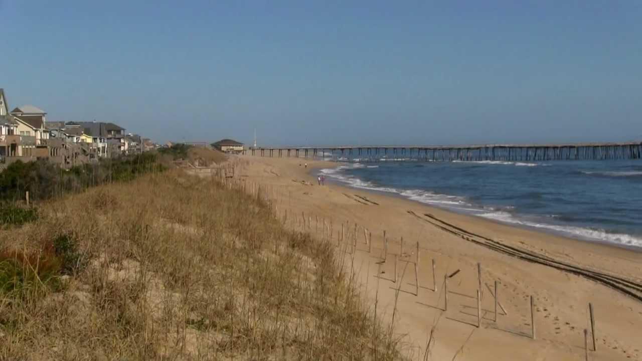 Hatteras Island Beach Report 1 21 13 Avon Nc