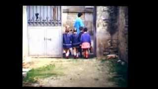 Vanvey, rentrée des écoles 1971