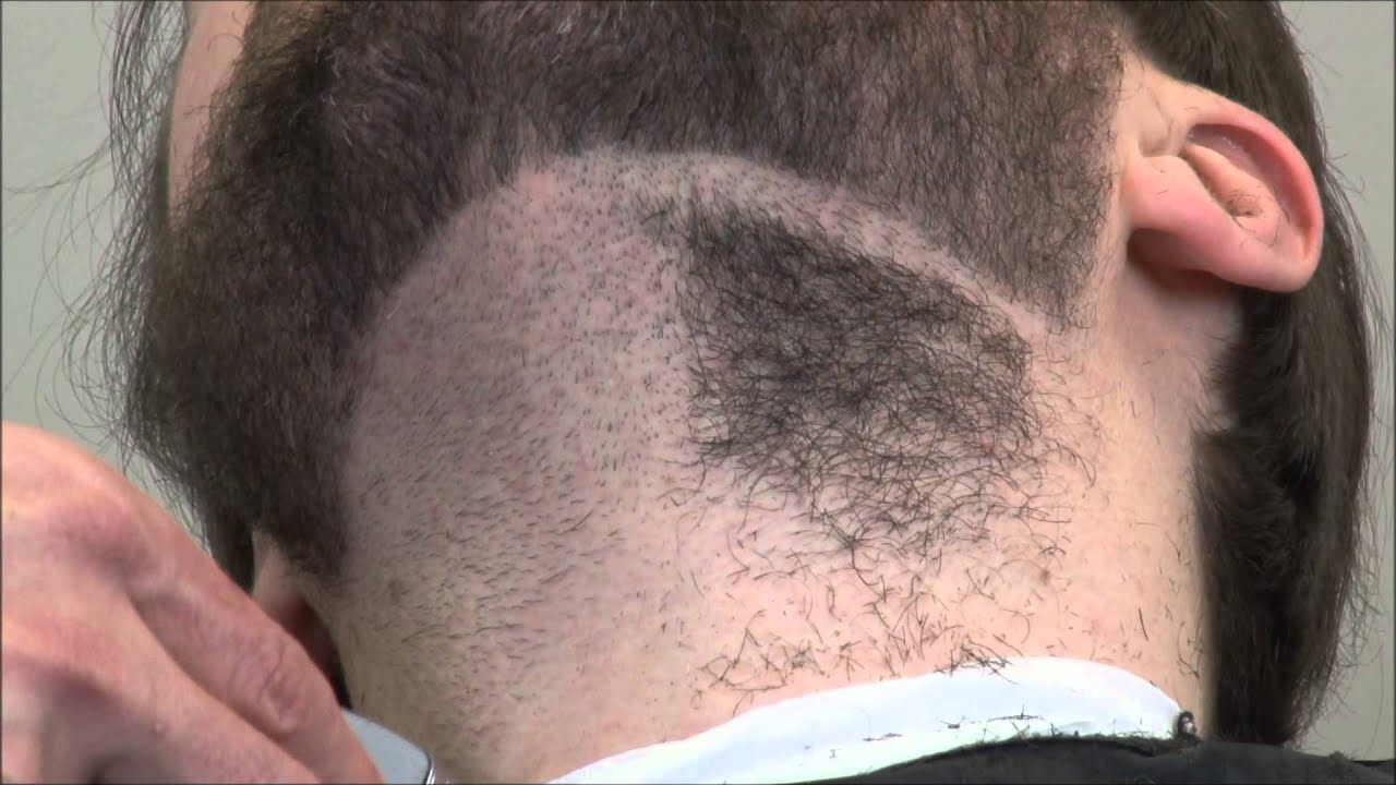 Undercut Hairstyle Boardwalk Empire Hairstyle Part 2 Youtube