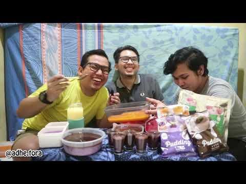cara-masak-pudding-oreo-pakai-rice-cooker-di-kost-ala-chef-arnold!-mukbang-&-asmr-pudding-susu-oreo