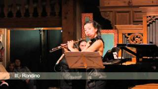 BACRI - Impromptus for flute and piano op.115 thumbnail