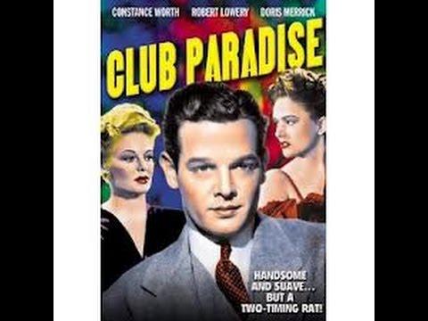 Club Paradise (1945) Film Noir