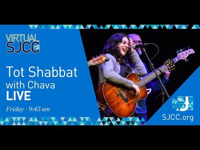 SJCCtv Replay: Tot Shabbat with Chava (Oct. 9)