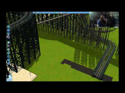 Roller Coaster Tycoon 3 is an amazing video game |