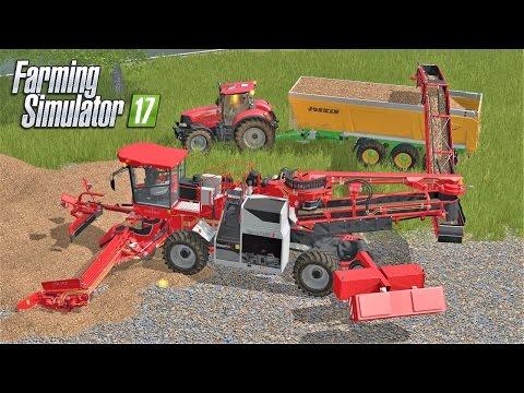 Multiplayer Farming Simulator 17 | SUGARBEET MAYHEM! | Giants Island EP7