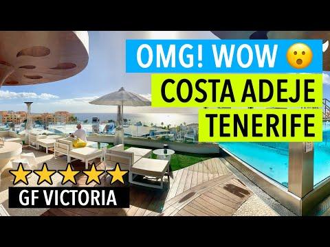 COSTA ADEJE TENERIFE: Best Kept Winter Secret - GF VICTORIA *****