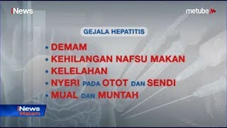 Cara Mencegah Agar Tak Tertular Penyakit Hepatitis A - Fokus.