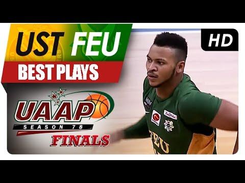 UAAP 78 Finals: Orizu's follow up dunk
