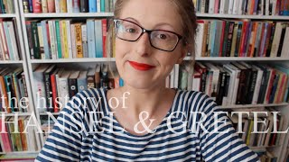 The History of Hansel & Gretel | Fairy Tales With Jen